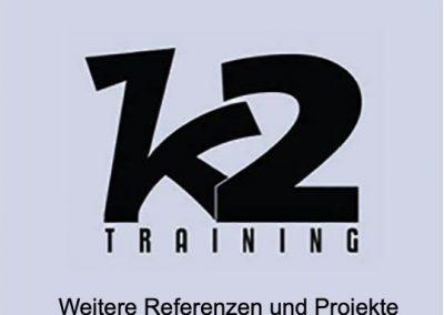 Weitere K2 Projekte & Referenzen